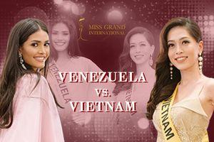 Vì điểm yếu 'chết người' này, mỹ nhân Venezuela đang yếu thế hơn Phương Nga tại Miss Grand International 2018