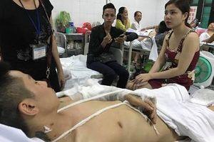 Thanh niên bị chém phải cắt chân ở Phú Thọ đang bị truy tố tội Cố ý gây thương tích