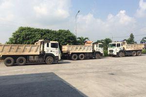 Công an Quảng Ninh thông tin vụ 14 xe tải dàn hàng trên quốc lộ chống đối CSGT