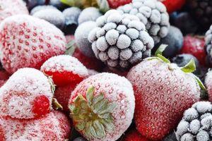 Trái cây đông lạnh tốt cho sức khỏe hơn trái cây tươi?