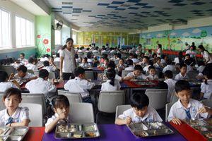TP.HCM: Đảm bảo ATVSTP cho các bữa ăn tại trường học