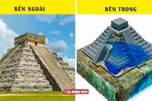 10 địa điểm bí mật trong thành phố cổ của người Maya mà không ai biết đến