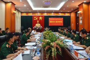 2 Thiếu tướng được bầu làm Phó chủ nhiệm Ủy ban Kiểm tra Quân ủy Trung ương