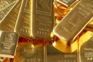 Đồng USD tăng, giá vàng thế giới giảm mạnh