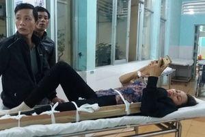 Gia Lai: Xe khách va chạm xe bán tải, 7 người thương vong