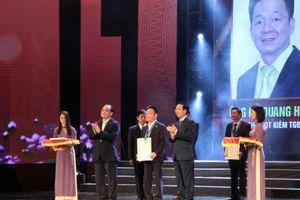 Hà Nội vinh danh 10 công dân Thủ đô ưu tú 2018