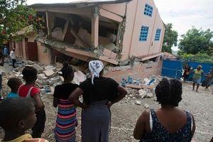 Thương vong do động đất tại Haiti tăng vọt