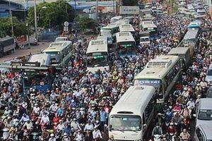 TP Hồ Chí Minh dành gần 100.000 tỷ đồng để kéo giảm ùn tắc và TNGT