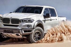BMW không thấy tiềm năng ở phân khúc xe bán tải