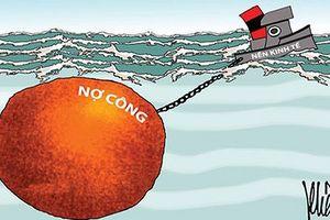 Gánh nặng nợ công 'đè' tăng trưởng kinh tế