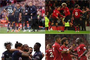 10 câu lạc bộ có giá trị đội hình cao nhất Premier League: MU thứ 3