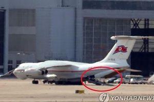 Máy bay Triều Tiên hạ cánh ở Vladivostok:Ông Kim Jong Un sắp thăm Nga?
