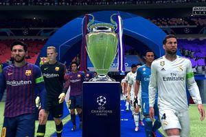Đội hình kết hợp siêu mạnh giữa Real Madrid và Barca trong FIFA 19