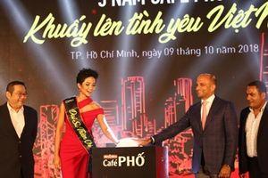 Chiếm 10% thị phần sau 5 năm, Café PHỐ muốn mở rộng đầu tư tại Việt Nam