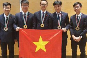 Thành tích của học sinh Việt qua các kỳ Olympic quốc tế trong 5 năm thế nào?