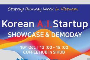 Startup Runway Week – Rising X in VIETNAM: khởi nghiệp cùng trí tuệ nhân tạo