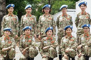 Những nữ chiến sĩ 'mũ nồi xanh' Việt Nam: Thanh xuân muôn dặm vươn xa…