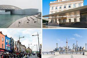 Bảy kỳ quan thế giới mới được tiết lộ - dựa theo bình chọn điểm đến của du khách