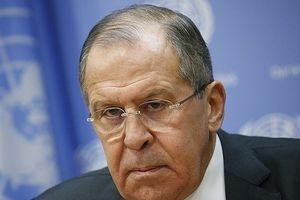 Ông Lavrov: Không cần phải vội khởi động ủy ban hiến pháp Syria