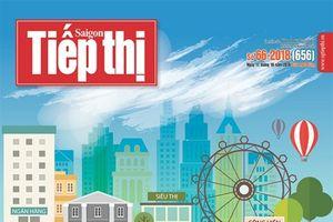 Sài Gòn Tiếp Thị số 65-2018: Nhộn nhịp thị trường cho thuê xe ô tô