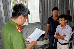 Lê Minh Thể bị khởi tố vì có hành vi xuyên tạc