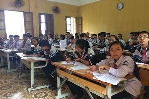 Tuyển sinh vào lớp 10 tại Hà Nội: Chờ đề thi minh họa