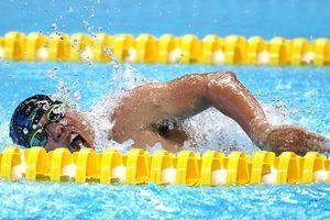 Võ Thanh Tùng giành tấm HCV thứ hai, phá kỷ lục Asian Para Games 2018