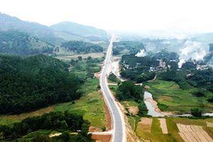Thông xe tuyến đường hơn 2.700 tỷ đồng nối Hòa Lạc - Hòa Bình