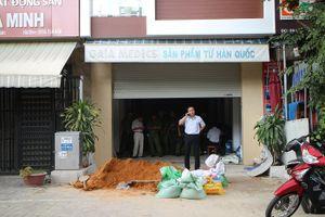 Đà Nẵng: 3 công nhân bị bỏng nặng do chập điện