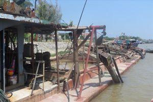 Cuộc chiến 'ngao - cát' ở Hải Phòng: Dân bất lực, địa phương bó tay, tài nguyên mất trắng