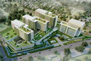 TPHCM sẽ chi 5.700 tỉ đồng xây dựng mới 3 bệnh viện vệ tinh