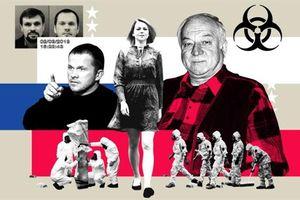 Nghi phạm điệp viên Nga vụ Skripal từng nhận giải thưởng