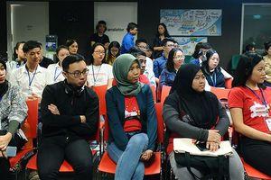 Thanh niên là nhân tố thúc đẩy bình đẳng giới ở ASEAN