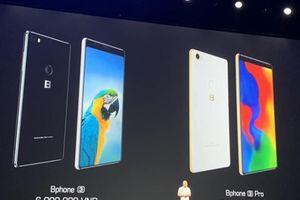 CEO Bkav công bố giá bán Bphone 3 và Bphone 3 Pro