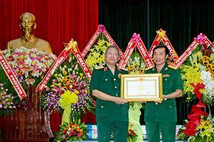 Trung tướng Tiêu Văn Mẫn được phong tặng danh hiệu Anh hùng LLVTND