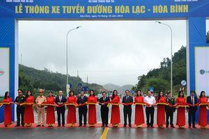 Thông xe hai công trình giao thông kết nối với Thủ đô Hà Nội