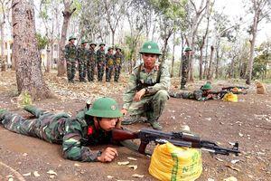 Phát huy truyền thống 'Trung dũng, kiên cường' luyện giỏi, rèn nghiêm, giữ vững địa bàn chiến lược miền Trung - Tây Nguyên