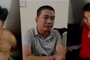 Nhóm đối tượng cướp hơn 3 tỷ đồng của tiệm vàng ở Phú Yên sa lưới