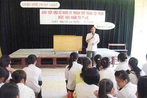 Xử lý nghiêm trường hợp vi phạm pháp luật và bạo lực trong học đường
