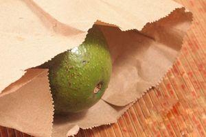 Cách ủ chín hoa quả không cần dùng thuốc và phân biệt hoa quả chín ép