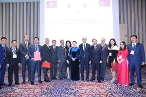 Thứ trưởng Đặng Hoàng An tham dự Hội nghị Chủ tịch Quốc hội Á – Âu lần thứ 3