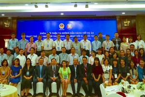 Giới thiệu và hướng dẫn cách viết dự án tranh thủ các Quỹ hợp tác ASEAN