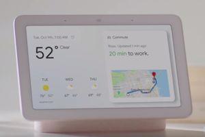 Google giới thiệu màn hình thông minh Home Hub