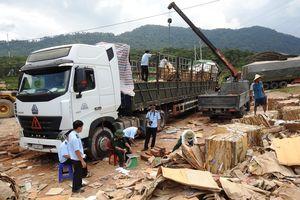 Đề nghị khởi tố vụ nhét 6.000 thanh gỗ quý trong lô phế liệu