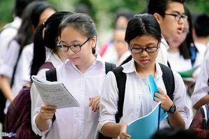 Điểm xét tuyển vào lớp 10 ở Hà Nội: Toán, Văn sẽ nhân đôi