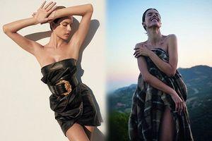 Dáng thon hoàn hảo của mỹ nhân xứ Samba Alessandra Ambrosio
