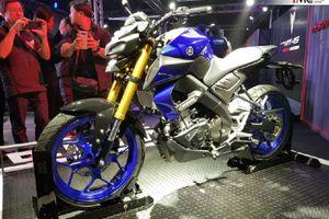 Ngắm Yamaha MT-15 thế hệ mới vừa ra mắt