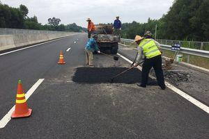 Giám đốc BQL dự án đường cao tốc Đà Nẵng – Quảng Ngãi: Dự án này chất lượng chỉ ở mức trung bình