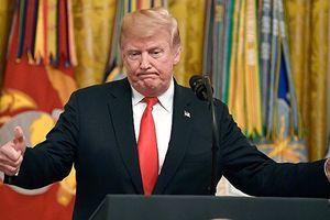 Ông Trump khẳng định không gặp ông Kim Jong un vào đầu tháng 11