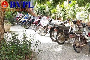 Tóm gọn ổ nhóm trộm cắp liên tỉnh, thu giữ 16 xe máy